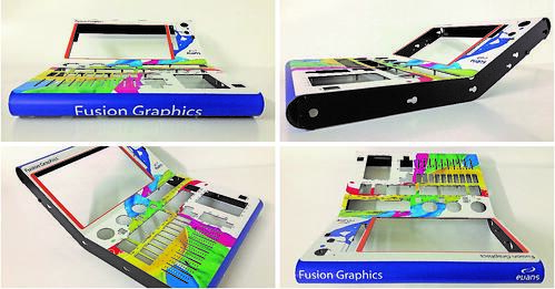 MDF fusion graphics - Evans Graphics