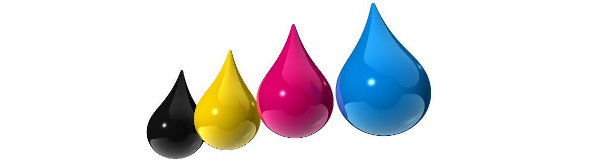 colour droplets