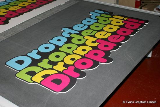 foamex printed sheet
