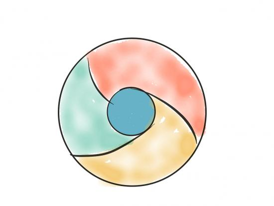 google chrome drawing
