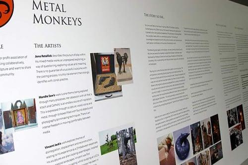 Foamex Display Board - Evans Graphics