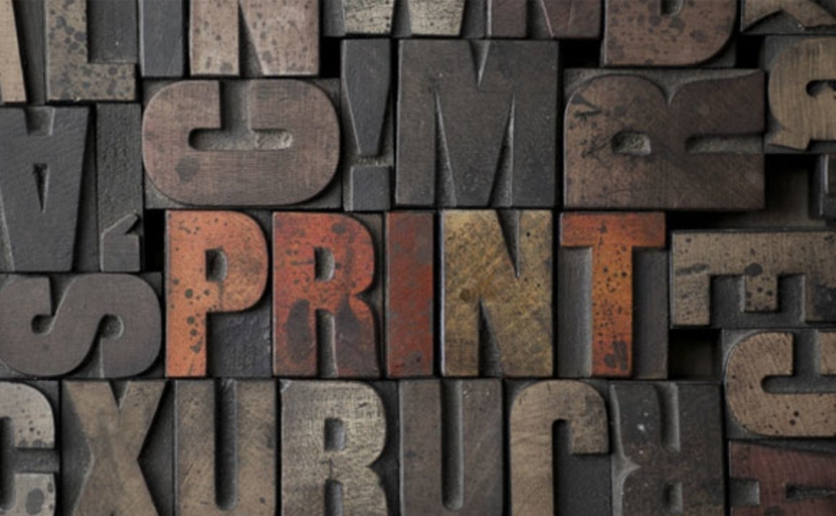 Print Advertising - Evans Graphics