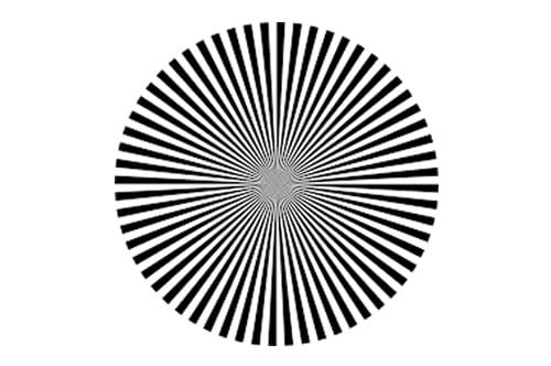 MDF Star Target - Evans Graphics